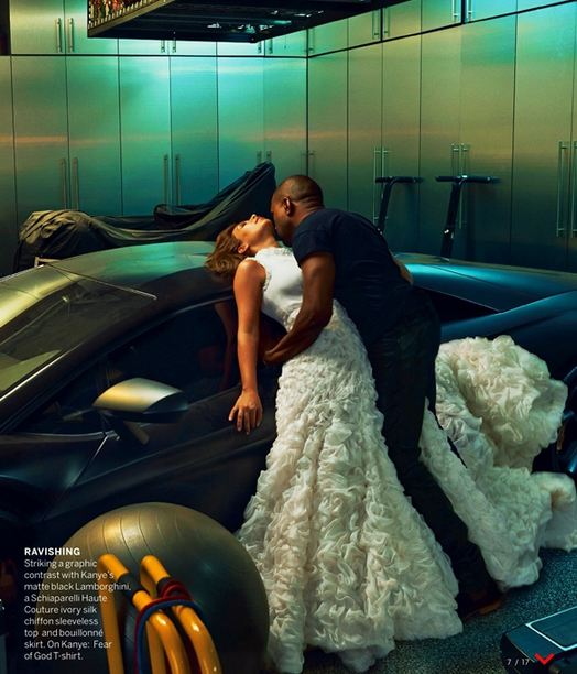 keeping up with kimye black style report