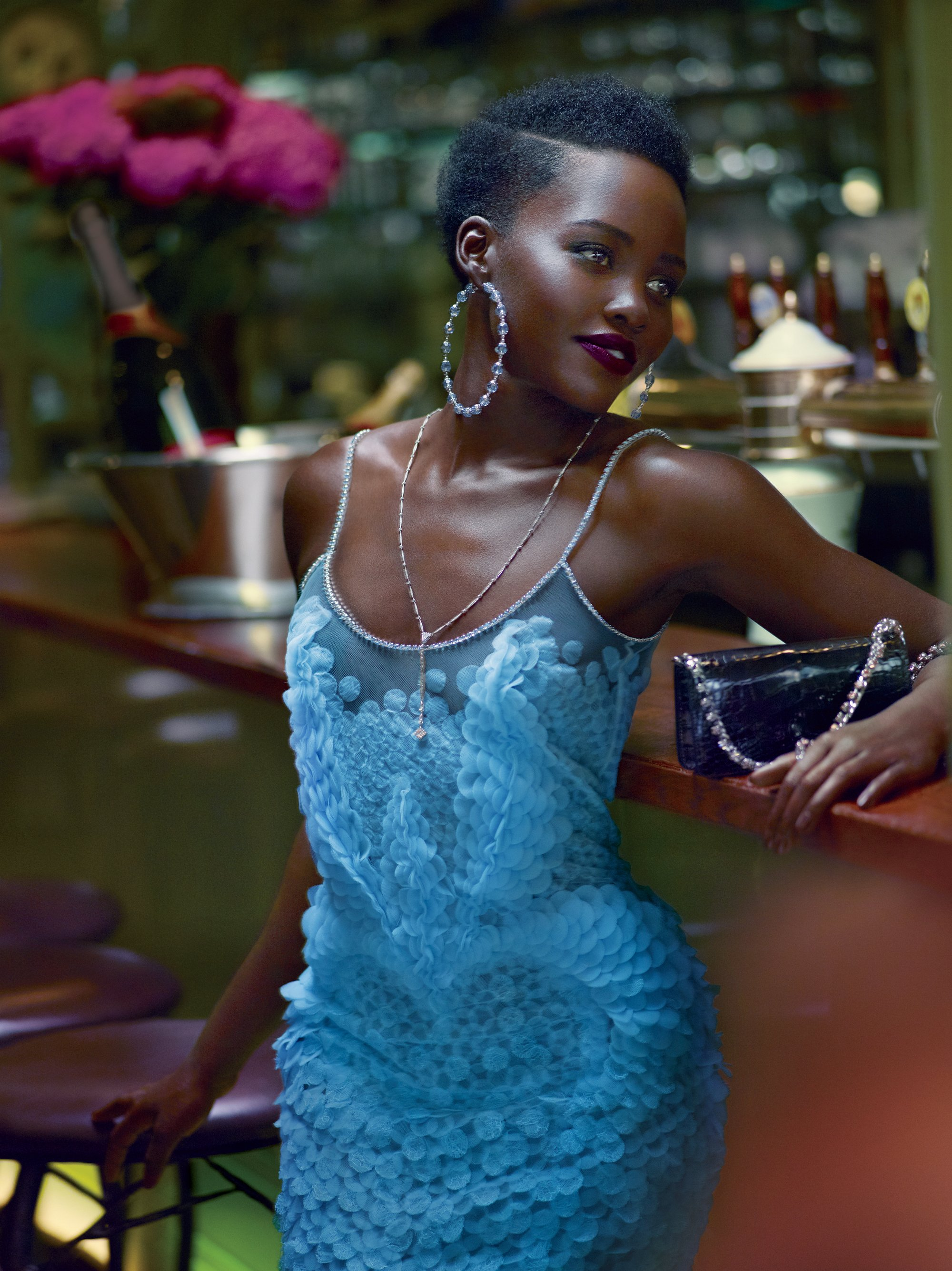 Lupita Nyong O For Vogue Magazine Black Style Report