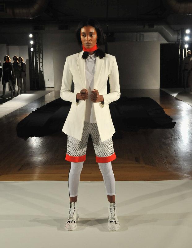 Pyer Moss NYFW Black Lives Matter Fashion Presentation