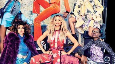 The Gang of Africa Takes Over L'Officiel September Issue