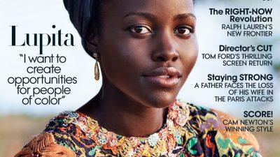 Lupita Nyong'o Takes Vogue on a Quest to Kenya
