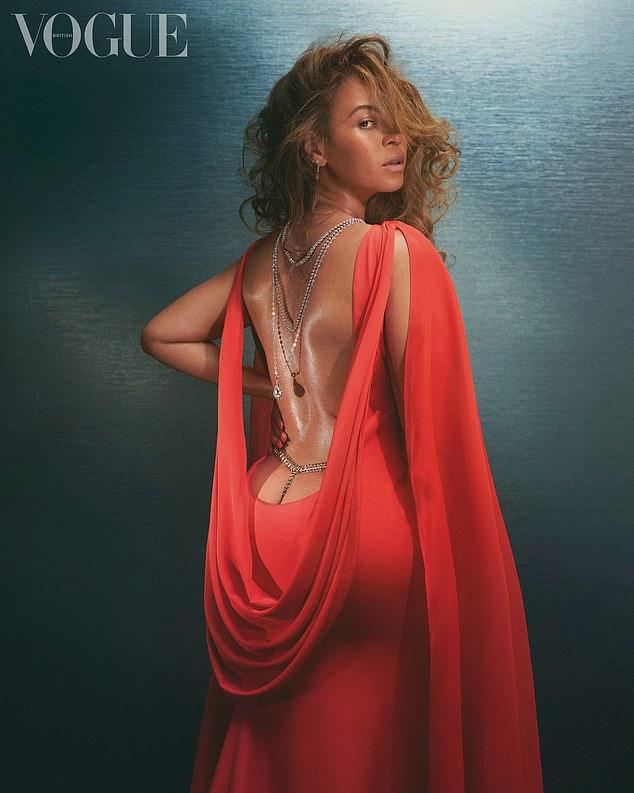 Beyonce British VOGUE December 2020-I